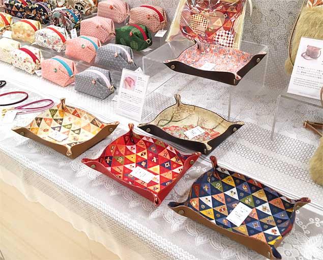 東急百貨店渋谷・本店の催事(トレー)